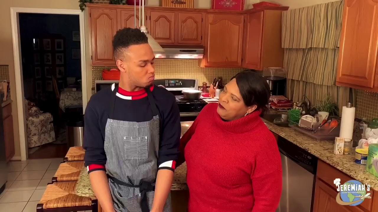 Jeremiah Grandma Cooking Adventure Youtube