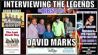 David Marks a Beach Boys Original  Exclusive Interview!