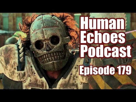 Turbo Kid Movie Review: Human Echoes Podcast -179- Mad Max On a Bicycle