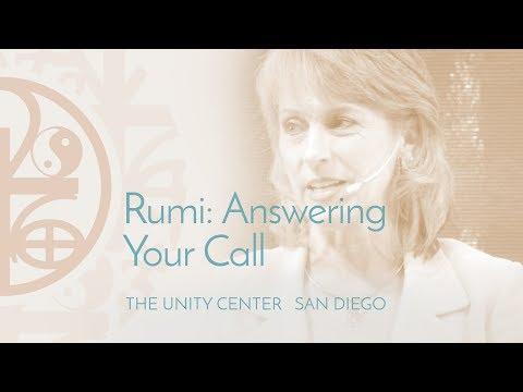 Rumi: Answering Your Call  |  Inspiring Spiritual Talk