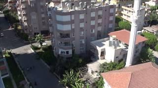 🇹🇷1️⃣4️⃣Махмутлар. Недорогие апартаменты 1+1 в жилом комплексе в 250 метрах от моря. Алания.