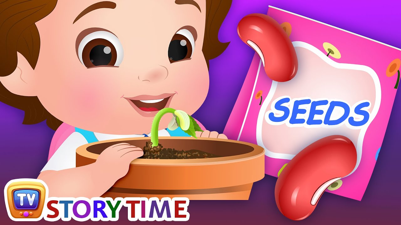 Download ChuChu and the Plant - Good Habits Bedtime Stories & Moral Stories for Kids - ChuChu TV