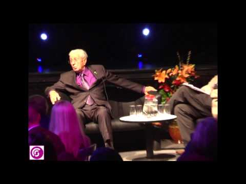 Sir Doug Alex Aston Villa Executive Interview at South Birmingham College 2012