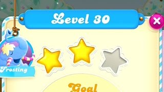 Candy Crush Soda Saga Level 30 2-STAR No Boosters