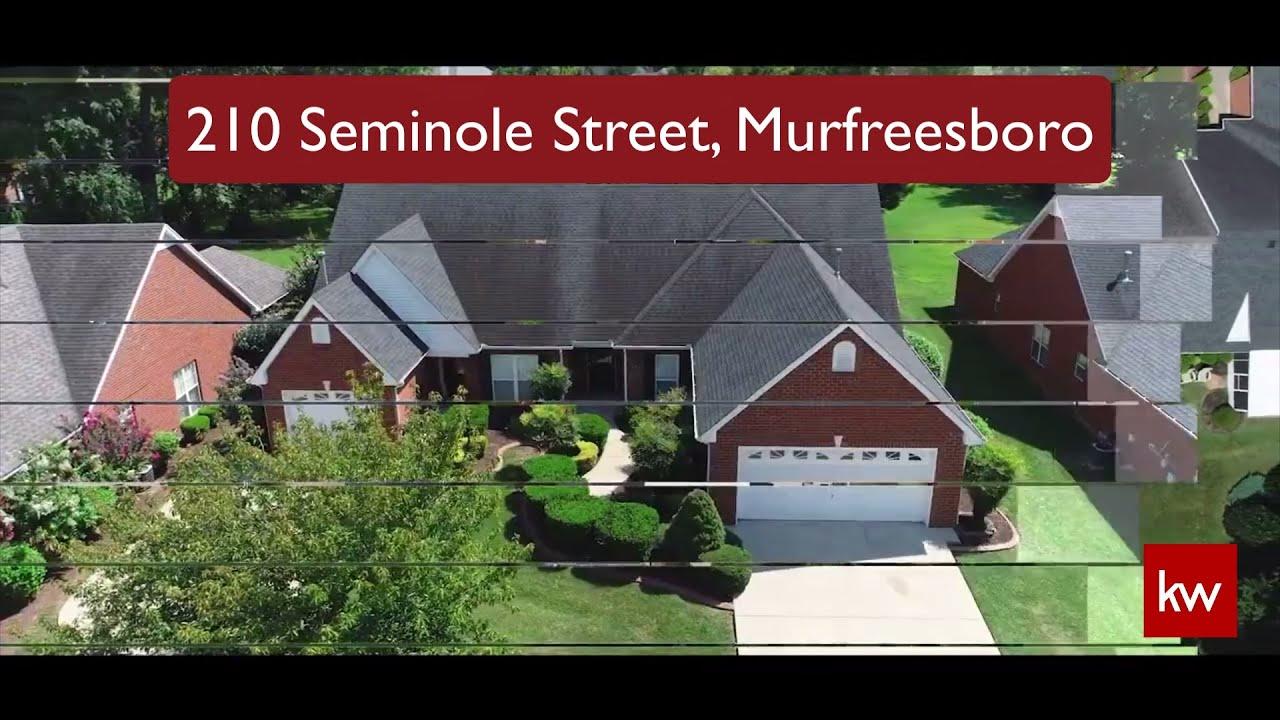 210 Seminole Street, Murfreesboro, TN