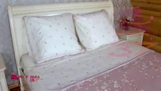 """Обзор постельного белья из поплина """"Сакура"""""""