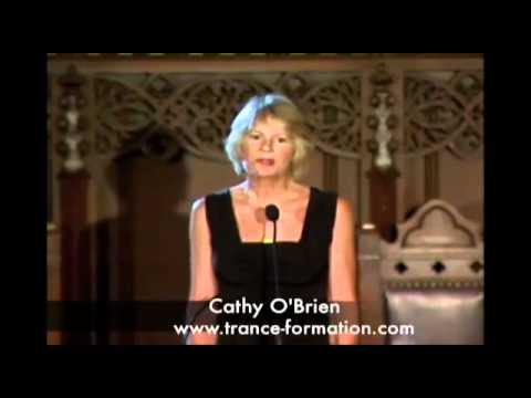 Roseanne Barr opens for Cathy O'Brien on MKULTRA Mind Control