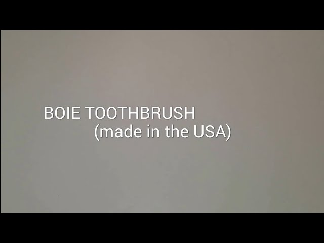 boie-toothbrush-unboxing-video