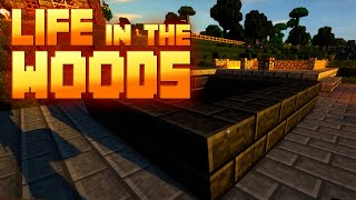 🔨 Minecraft 08 | Planung der Schmiede | Back to Nature | Life in the Woods Gameplay thumbnail