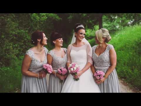 Charlene and Lee {Wedding at Southdowns Manor}