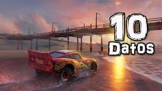 10 curiosidades de Cars 3