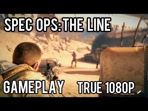 Spec Ops: The Line - Airplane Desert Gameplay - True 1080p ...