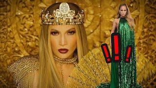 Jennifer Lopez levanta la polémica al enseñar su tanga