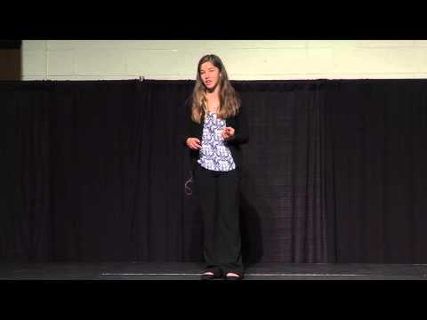 Living with an Invisible Disability | Sarah Skinner | TEDxYouth@Dayton