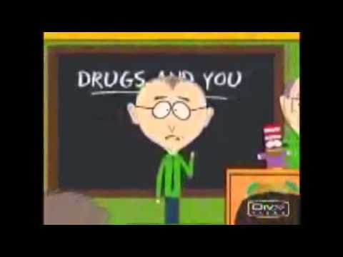South Park - Mr Mackey - Drugs are bad MKAY