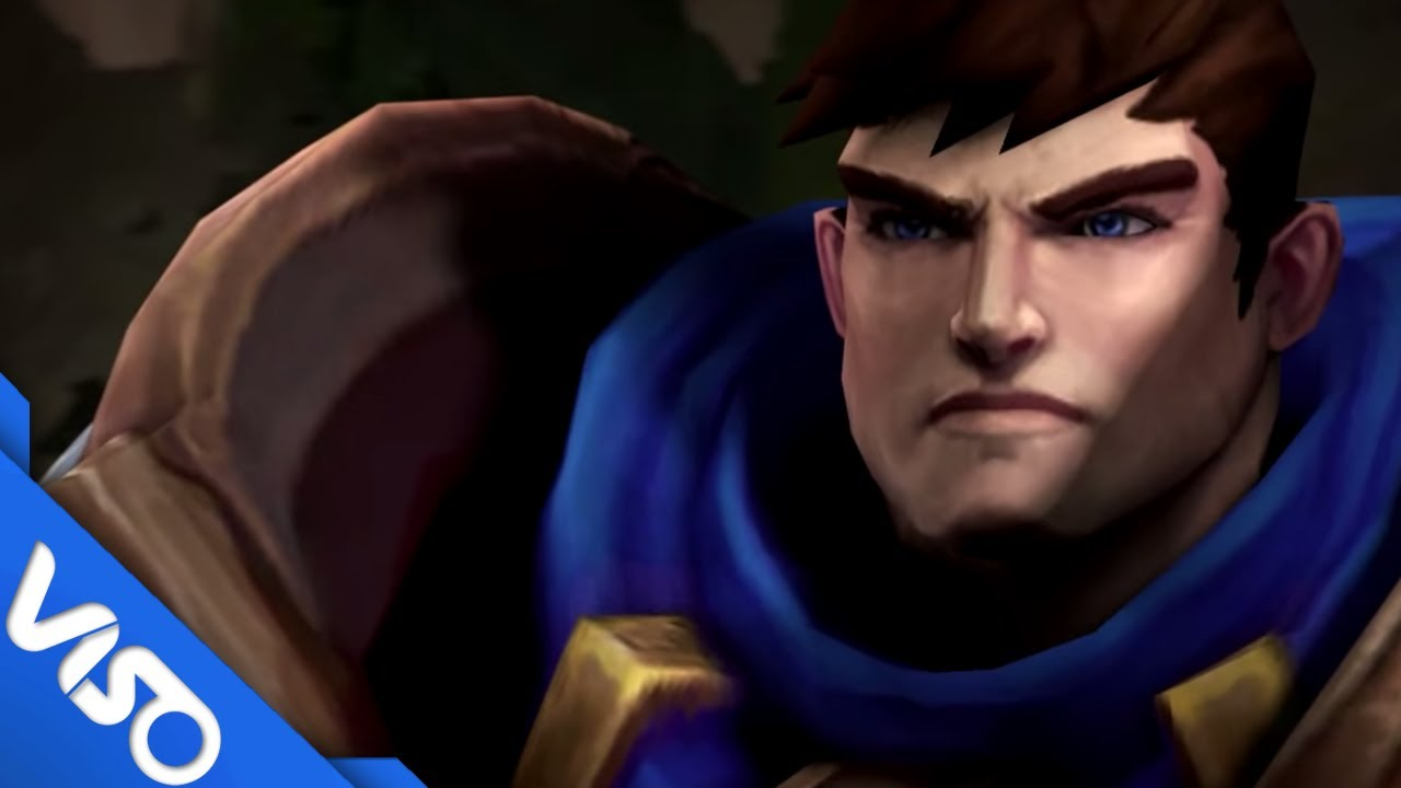 when heroes meet champions teaser lol and dota 2 animation