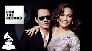 Marc Anthony & Jennifer Lopez Have Harmony | For The Record