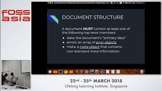 Convention over Configuration: Open Event and JSON API - Shubham Padia- FOSSASIA 2018