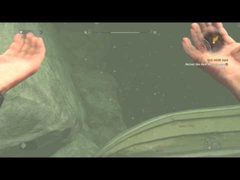Dying Light: Gas mask mans treasure bag