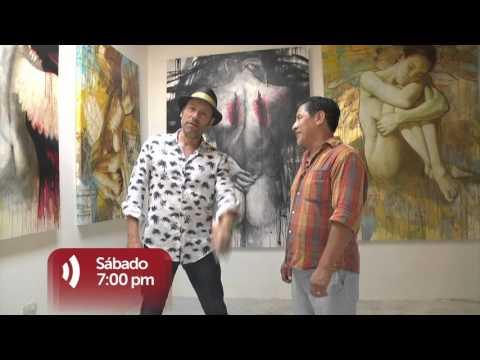 Detrás del Arte (TV Perú) - Agustin Rojas - 02/04/16 (promo)