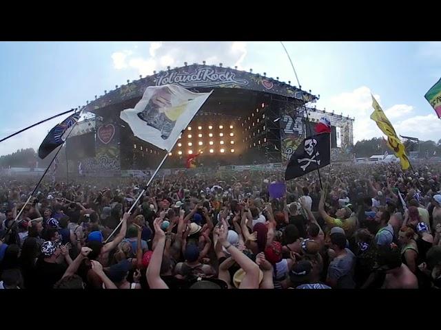 [360°] Dubioza Kolektiv - Volio BiH + USA @ PolandRock Festival 2018