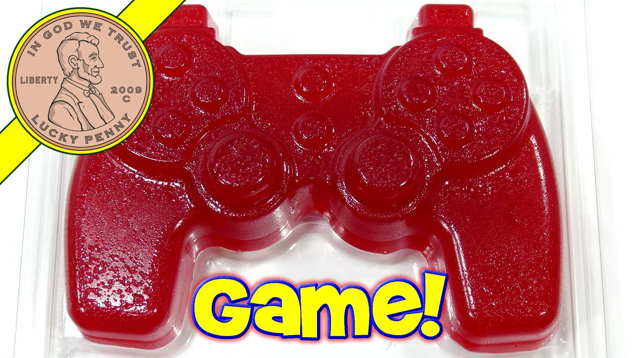 Game On Valentine Gummy Controller YouTube