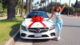 NEW CAR TOUR! 2020 Mercedes Benz