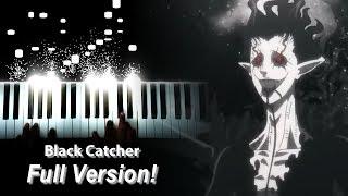 "Download [FULL] Black Clover OP 10 - ""Black Catcher"" - Vickeblanka (Piano)"
