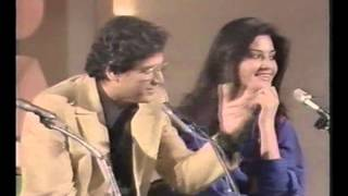 Yes Sir, No Sirیس سر نو سر   PTV classic show hosted by Moin Akhtar, Episode 8