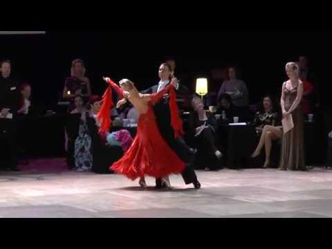USDC 2016 close professional ballroom finalists demonstartion