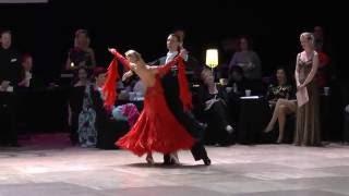 USDC 2016 close professional ballroom finalists demonstartion