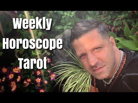 Weekly Horoscope Tarot | 7th - 13th October 2019 - FINANCES | HEALTH  & LOVE - Horoscope Tarot thumbnail