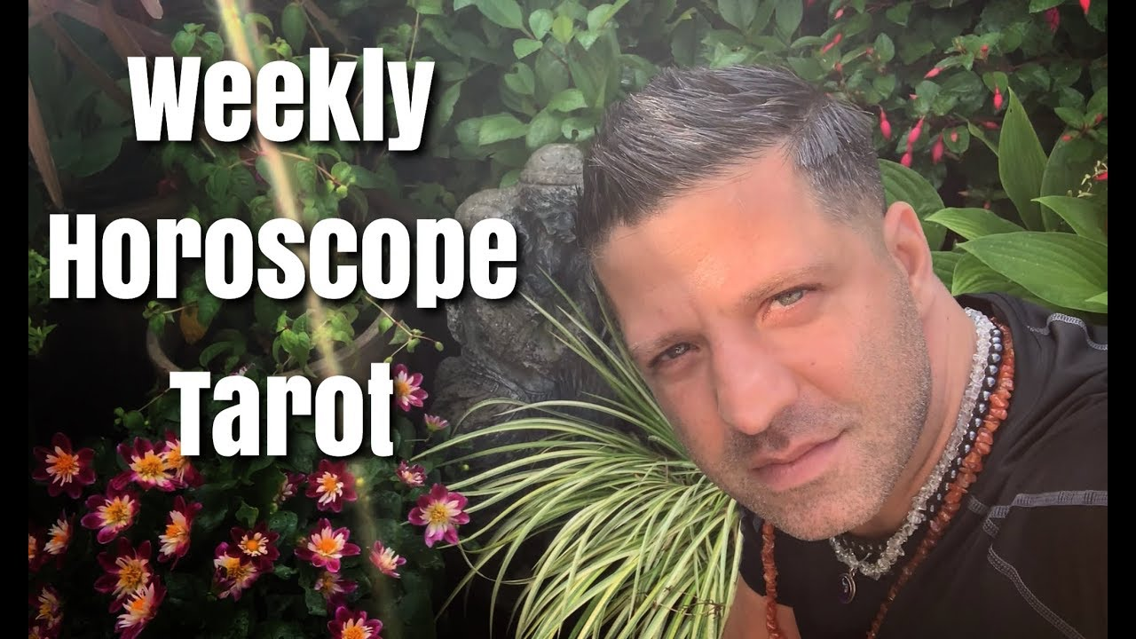 How this Weekly Tarot Reading Works