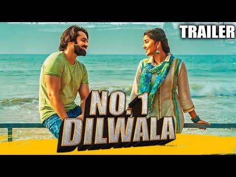 No. 1 Dilwala (Vunnadhi Okate Zindagi) Official Hindi Dubbed Trailer   Ram Pothineni, Lavanya