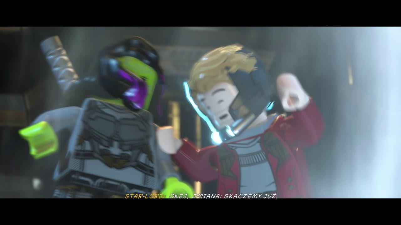 CZY KTOŚ POKONA ESONA? LEGO MARVEL SUPER HEROES 2 100%