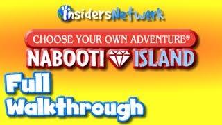 ★ Poptropica: Nabooti Island FULL Walkthrough ★