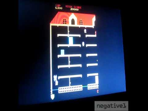 Arcade 1up - Pac-Man 10-1 Mod using HDMI PlugNPlay from negative1