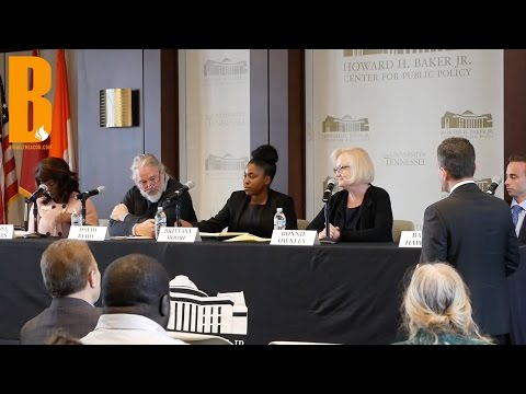 Baker Center hosts First Amendment Panel