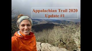 Appalachian Trail 2020 #1: The One Where It Began