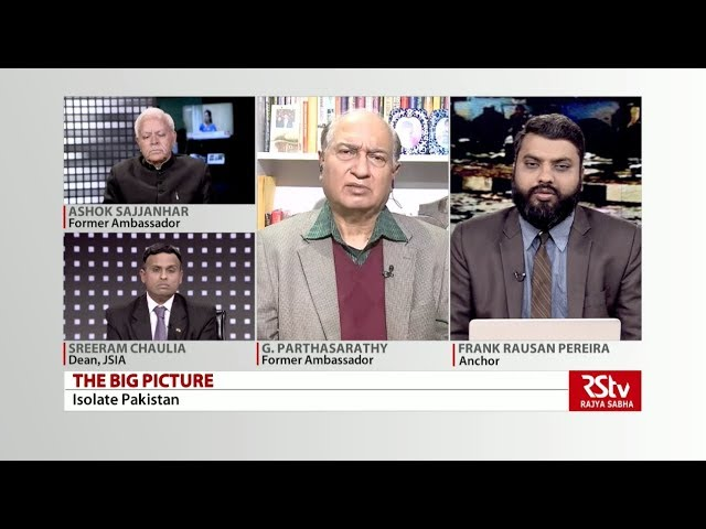 The Big Picture - Isolate Pakistan