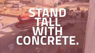 Concrete Can Take The Heat