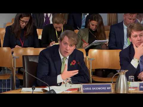 Delegated Powers and Law Reform Committee - 8 November 2017