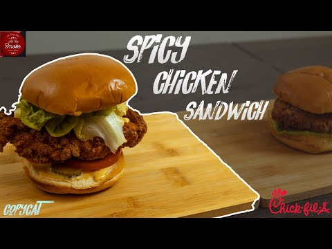 chick-fil-a-spicy-chicken-🍗🍔-sandwich-😍😋😊-|-my-first-time-|-copycat-|-all-the-smoke