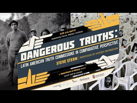 Dangerous Truths: Latin American Truth Commissions in Comparative Perspective