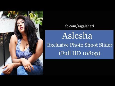 Telugu Heroine Aslesha Ragalahari Exclusive Studio Shoot