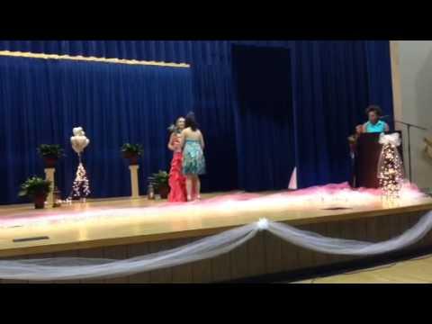 Georgiana School 5-6th Grade Beauty Pageant 2014