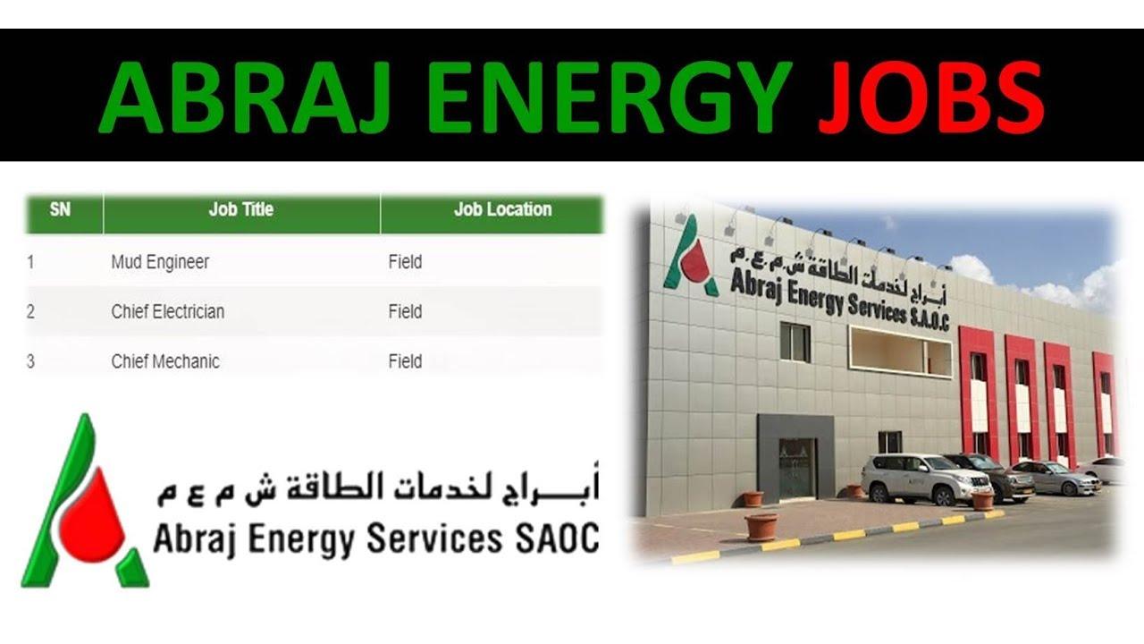 Abraj Energy Oman Jobs   Oil and Gas Career