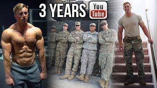 MY 3 YEAR YOUTUBE JOURNEY