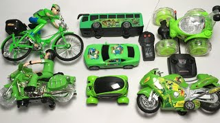 My Latest Ben 10 toys Collection, ben 10 bike, ben 10 stunt car, ben 10 Cycle ben 10 bike hyabusa