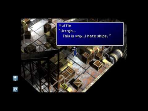 Final Fantasy VII: Crossing over to Sandy Beaches [4]